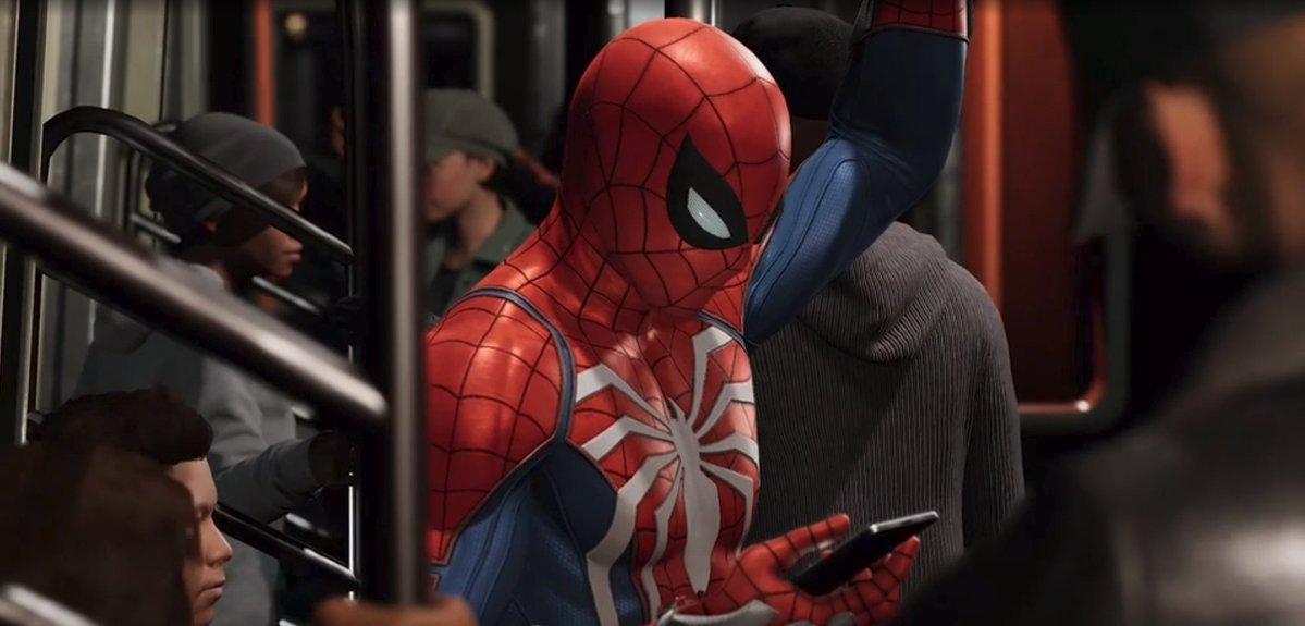 Insominac Explica O Motivo De Spider Man Ser Exclusivo