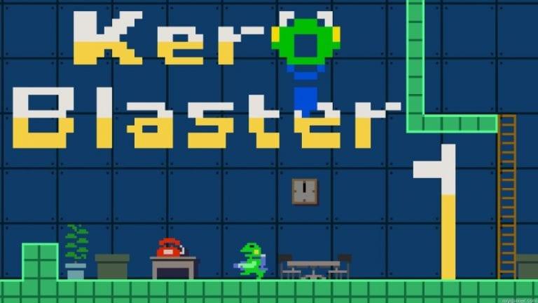 Indicação: Kero Blaster