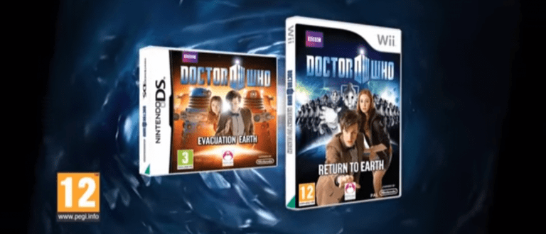 Você conhece Doctor Who Return to Earth?