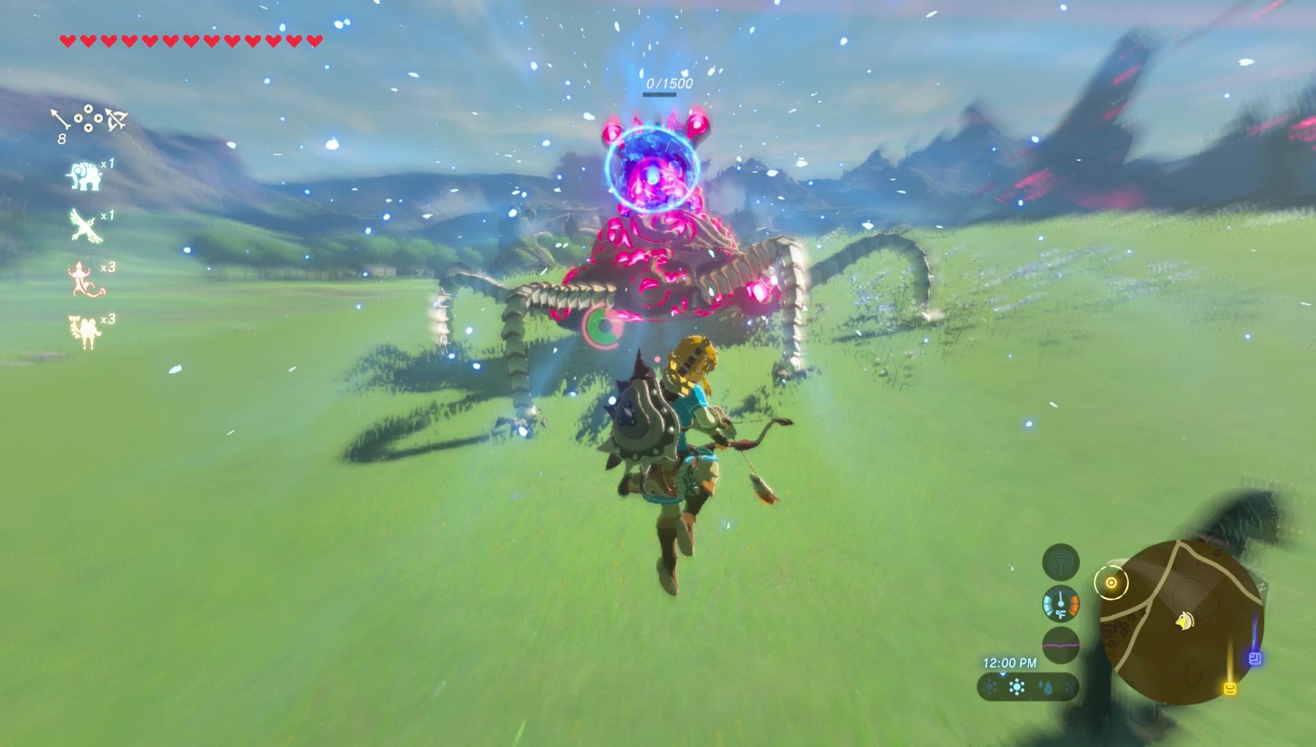 Zelda lutinha