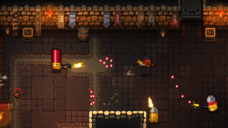 Indicação: Enther the Gungeon