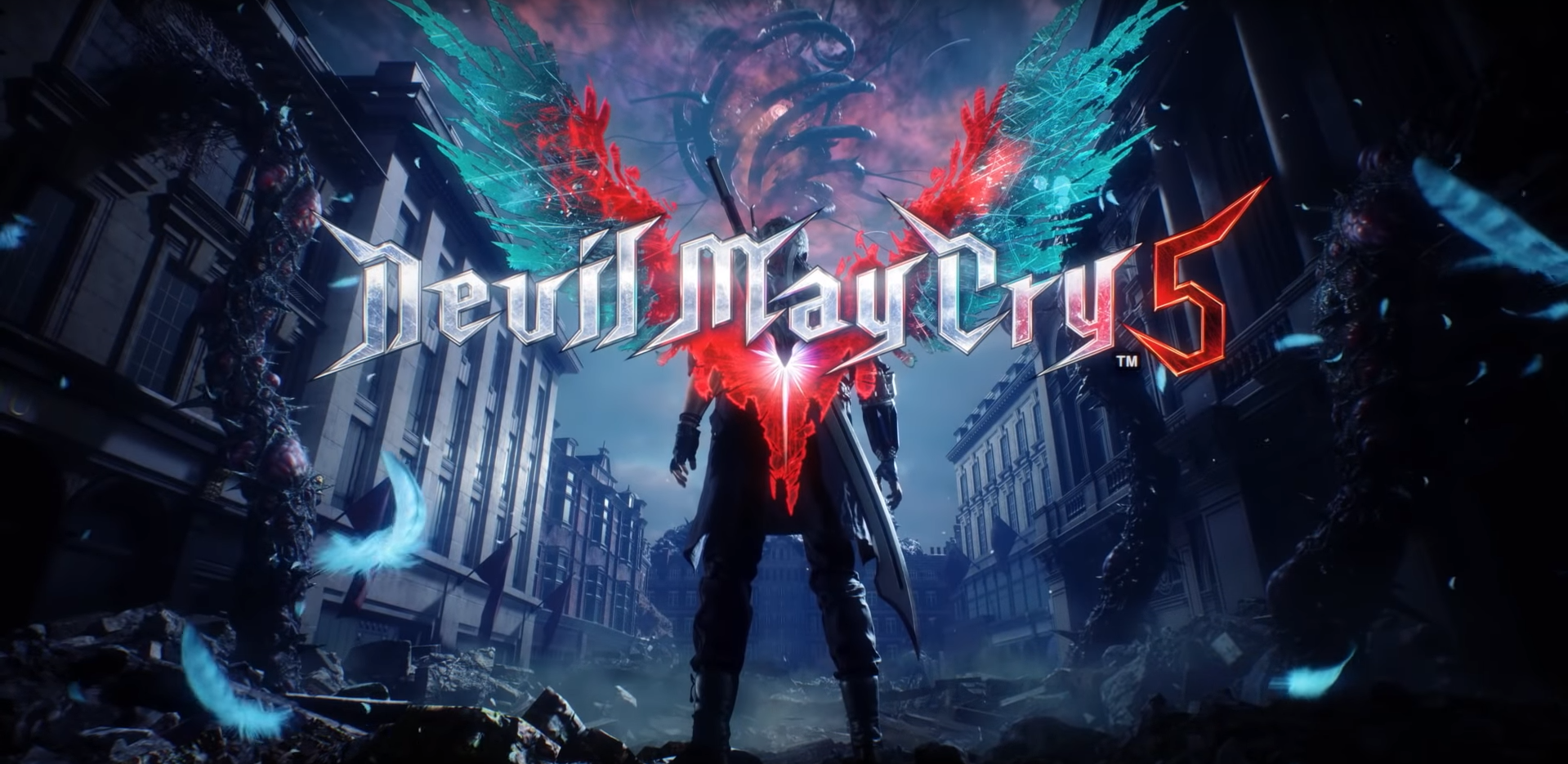 Devil May Cry 5 trailer