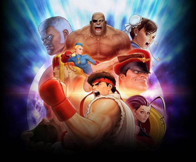 Street Fighter 30th Anniversary Collection – Um musêu com problemas de conexão
