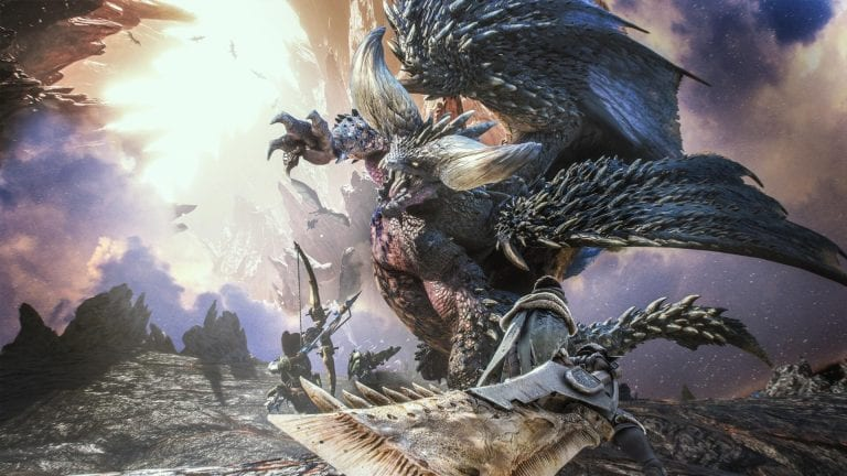 Backlog: Monster Hunter World