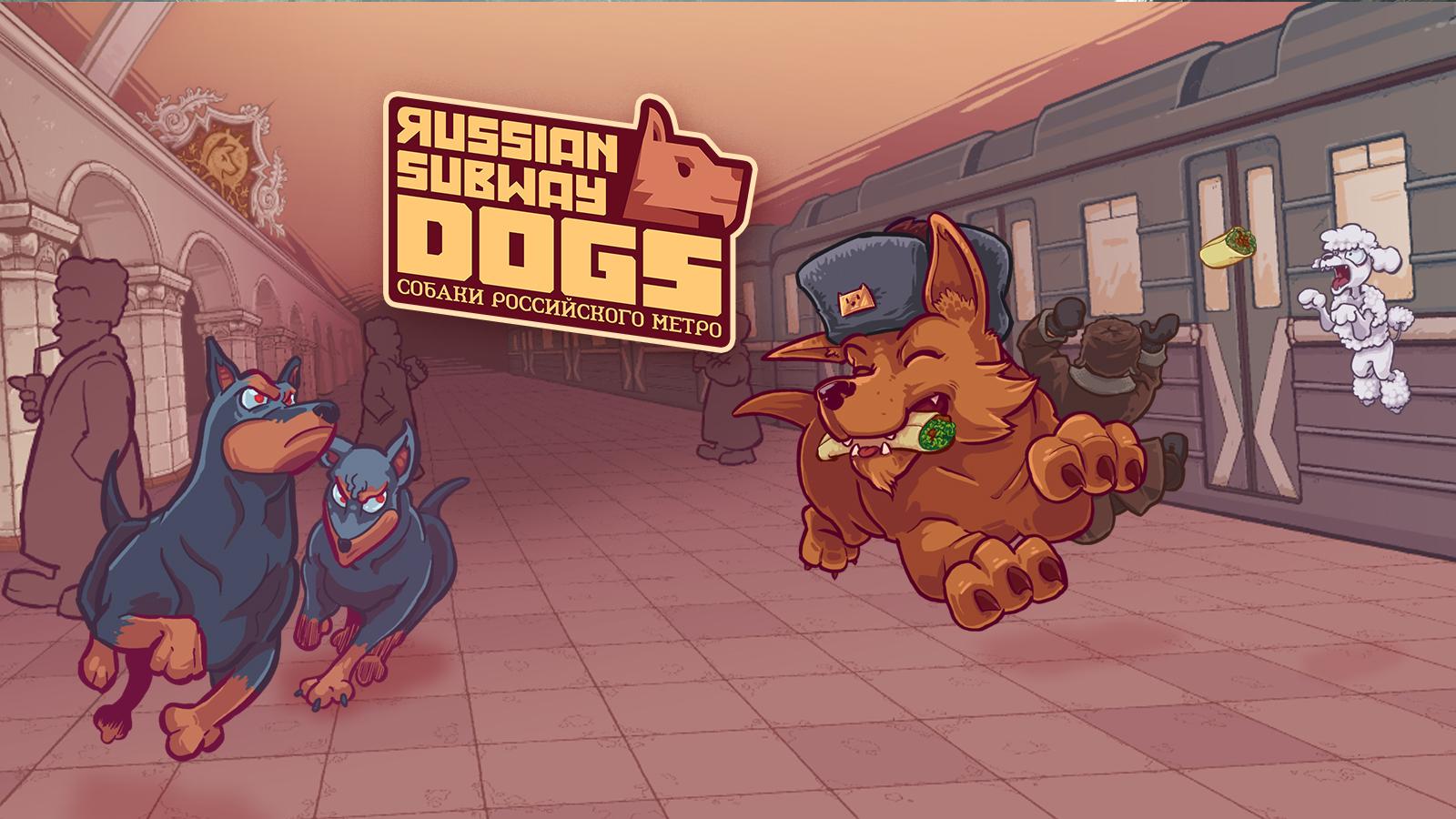 Russian Subway Dog