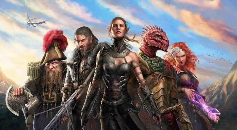 Indicação: Divinity Original Sin 2(Playstation 4 e Xbox One)