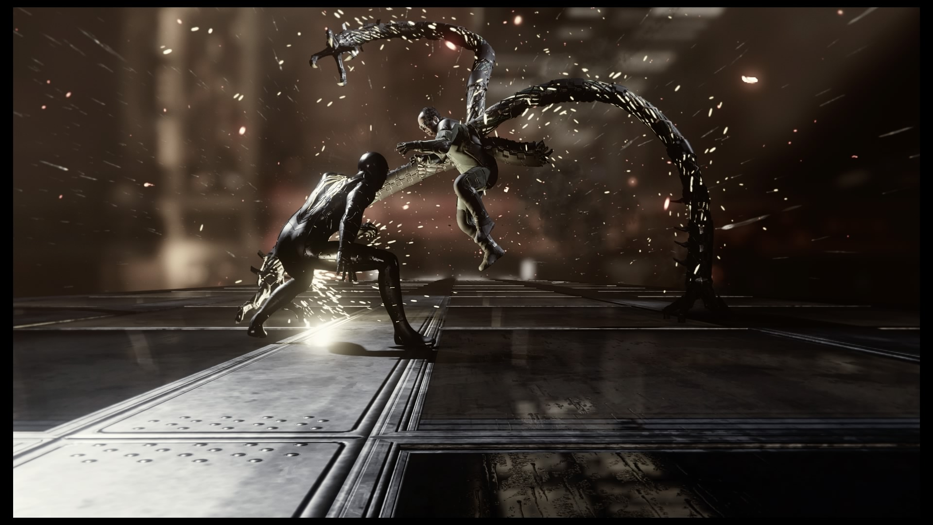 Dr Octorpus Marvel Spider Man