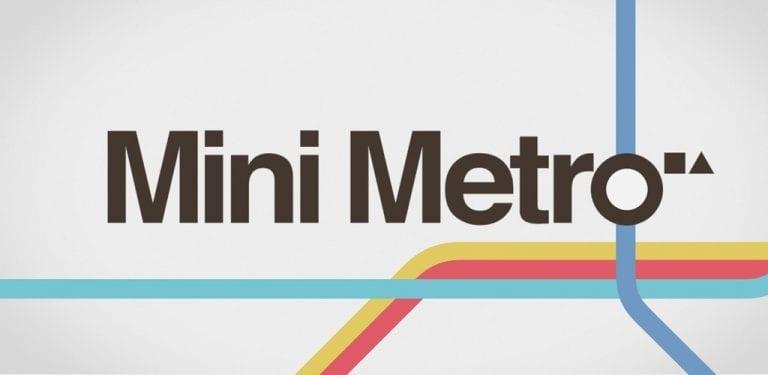 Indicação: Mini Metro