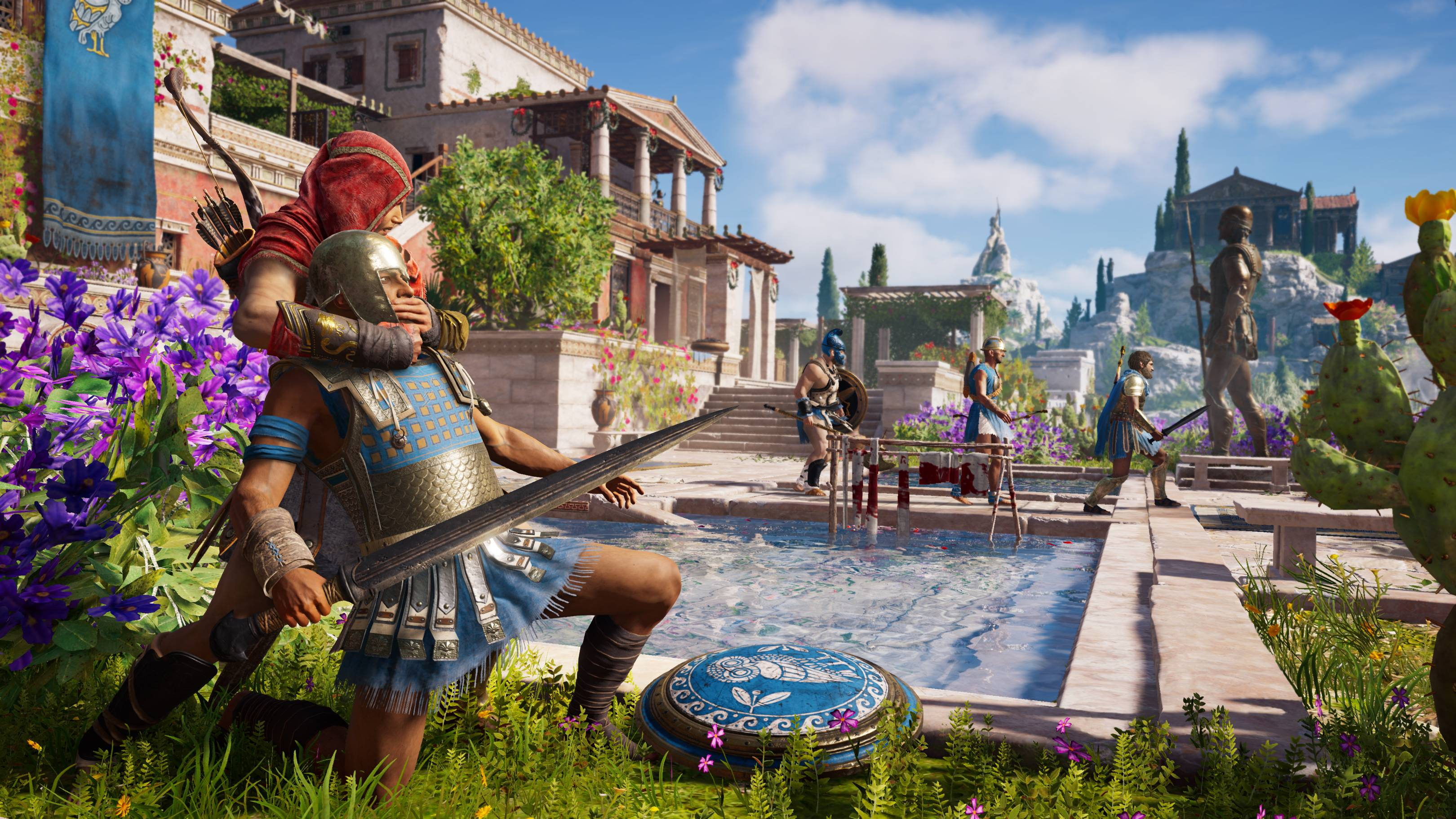 Assassin's Creed Odyssey Stealth