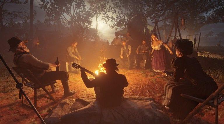 Os relacionamentos abusivos de Red Dead Redemption 2