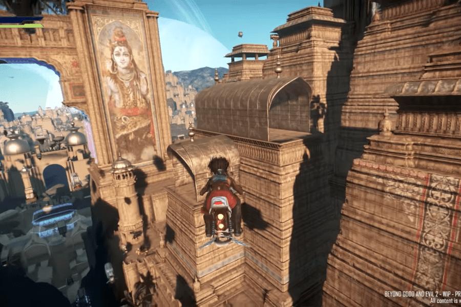 Confira um novo gameplay de Beyond Good and Evil 2
