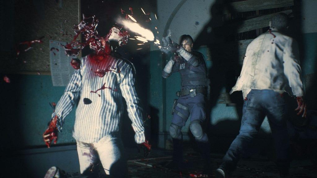Zumbi Resident Evil 2