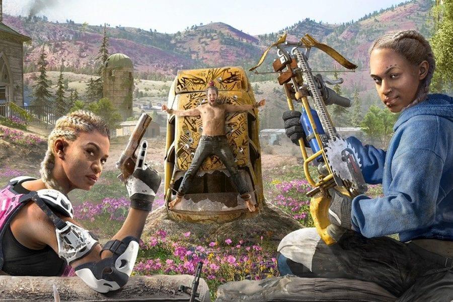 Lançado novo trailer de Far Cry New Dawn