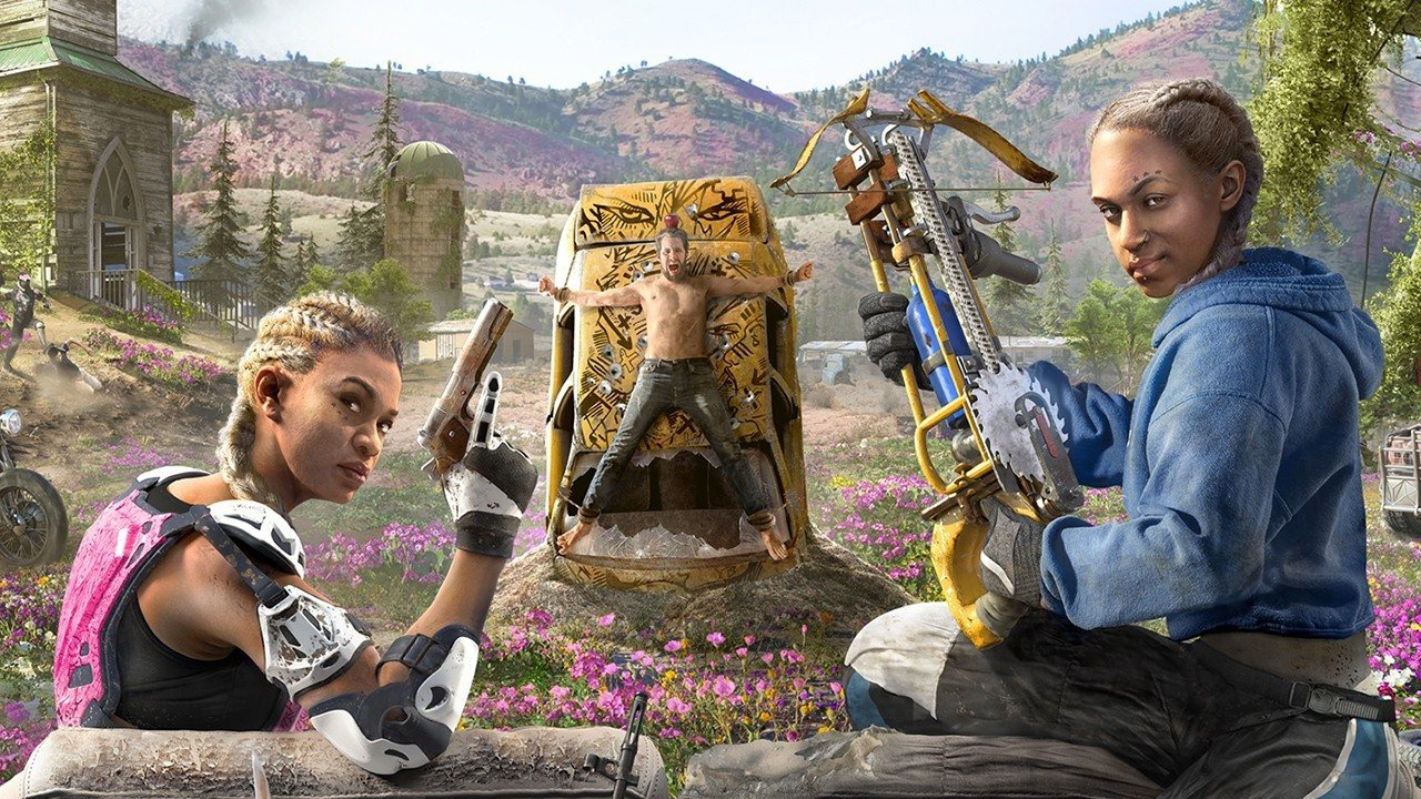 Far Cry New Dawn história