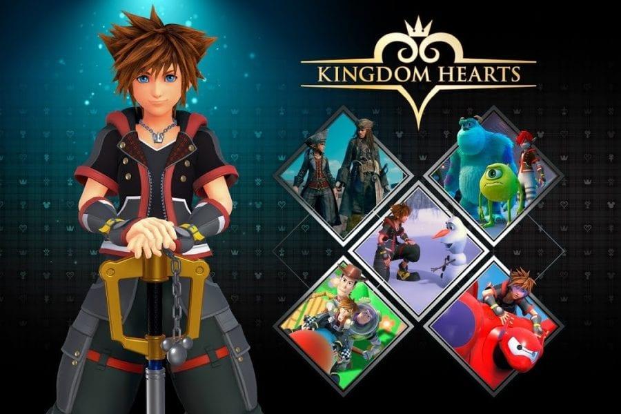 Relembre a história de Kingdom Hearts em vídeos oficiais do game