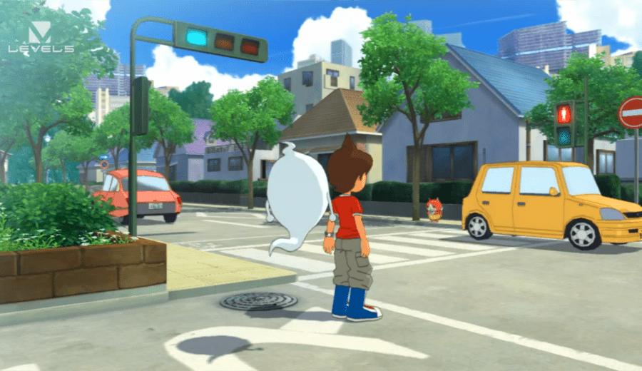 Confira 12 minutos de Gameplay de Yo-Kai Watch 4