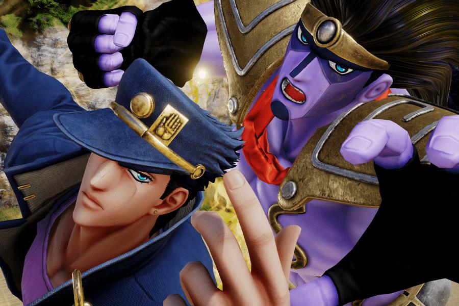 Confira gameplay de Jotaro e Dio em Jump Force