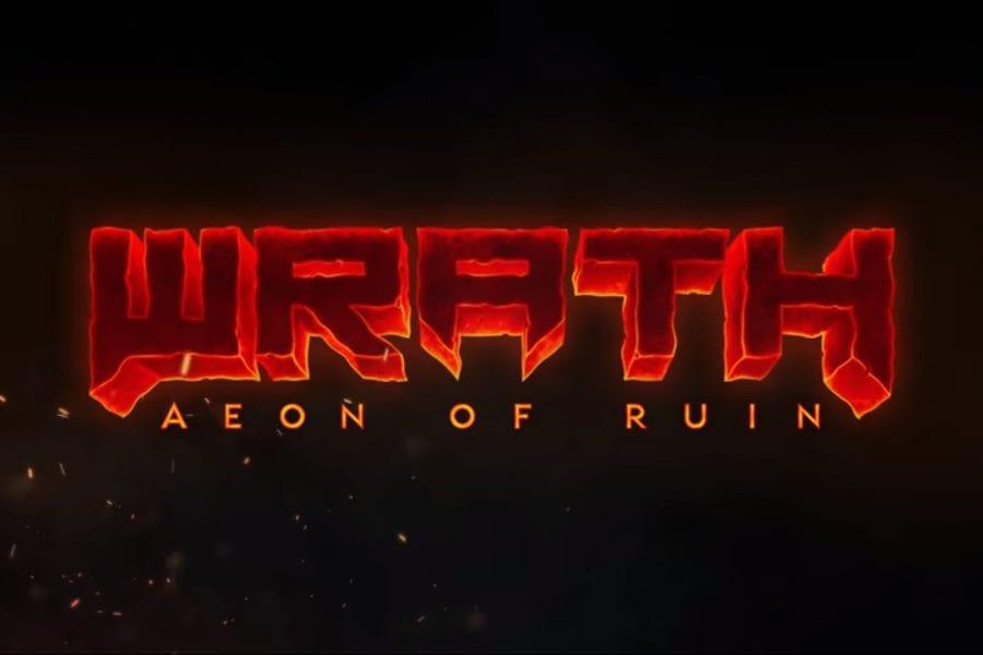 Wrath: Aeon of Ruin e o novo jogo dos criadores de Duke Nuken, feito na engine do primeiro Quake