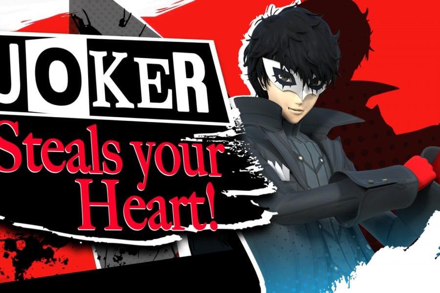 Confira o primeiro gameplay de Joker em Super Smash Bros. Ultimate