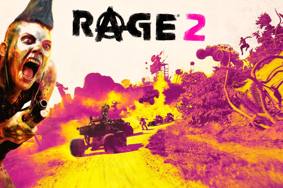 RAGE 2 ganha novo trailer, totalmente localizado em português