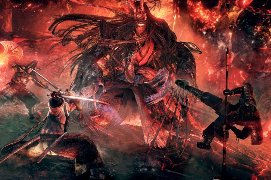 Team Ninja anuncia closed alpha de Nioh 2, exclusivamente para Playstation 4